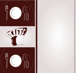 card, logo or restaurant menu # SP6438
