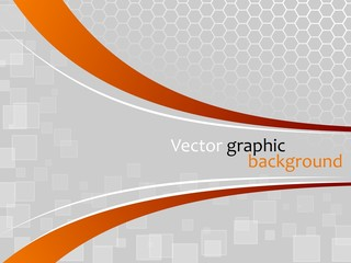 Vector Honey Background