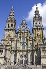 Catedral. Santiago de compostela