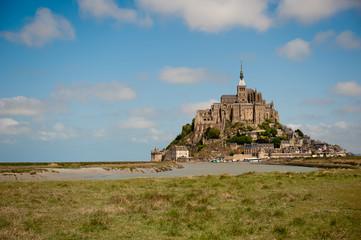 Mont Saint Michel Baie