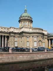 Kazan Cathedral. St. Petersburg