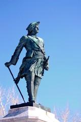 Памятник Петру I.