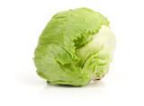 Green fresh iceberg