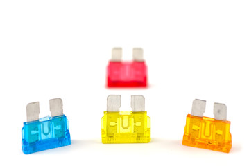 Line of Fuses