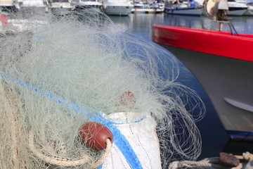 fishing net tackle professional fishermen