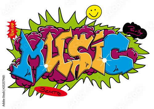 graffiti-music