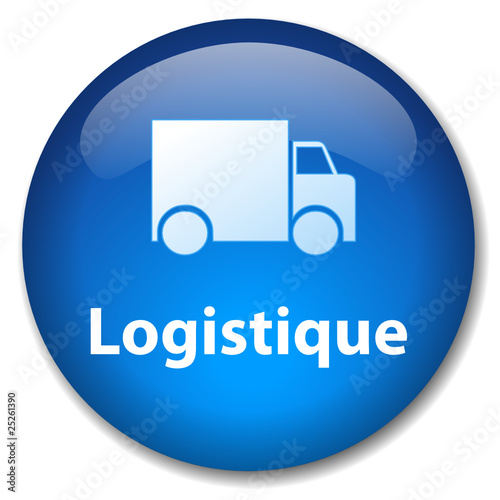 bouton logistique transport service livraison express camion fichier vectoriel libre de. Black Bedroom Furniture Sets. Home Design Ideas