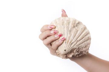 cura delle mani e unghie