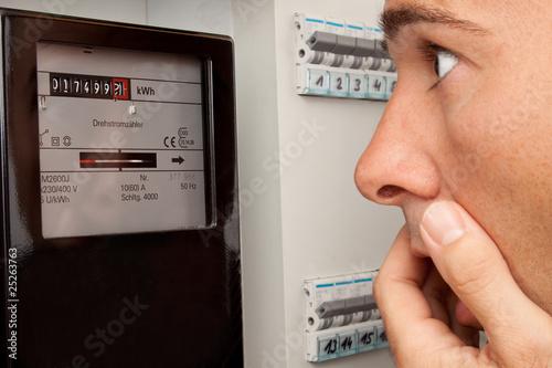 Strompreis-Erhöhung - 25263763