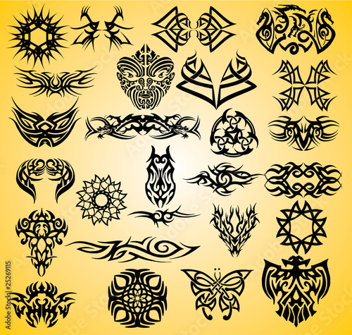 Celtic Tattos on Tribal Tattoo    Creative4m  25269115   See Portfolio