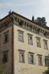 Altes Haus in Meran