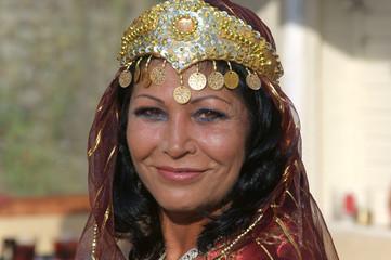 osmanische frau