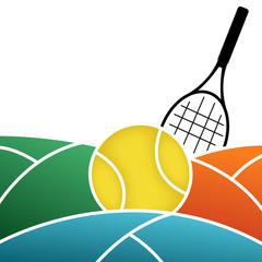 il gioco del tennis