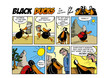 Black Ducks Comic Strip episode 54