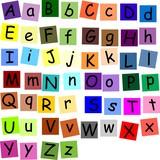 Fototapety Alphabet - alphabet