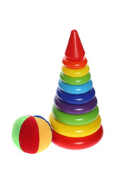 Children toy Pyramid