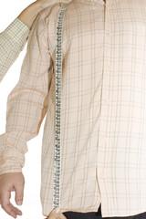 measure shirt