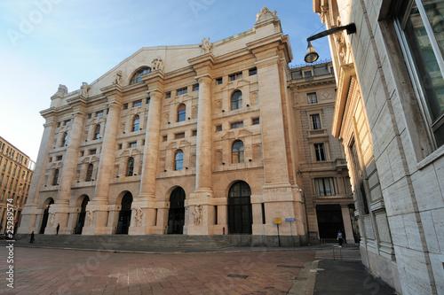 Palazzo della Borsa di Milano