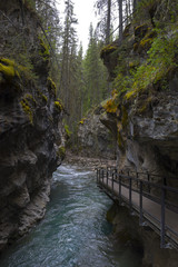 Johnston Canyon, Banff National Park, Canadian Rockies