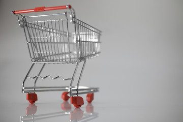 shopping wagon cart