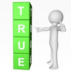 Cubes - TRUE