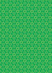 グリーンパターン