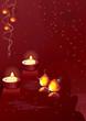 christmas' candles