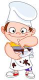 Fototapety Chef boy