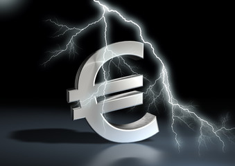 Euro chrome 3D