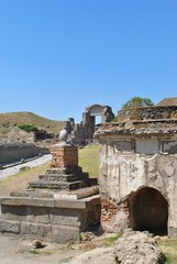 Pompei - Sito archeologico - Vesuvio - Napoli - Italia