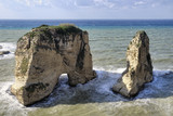 Pigeon Rocks. Raouche District, Beirut, Lebanon - Fine Art prints