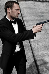 James Bond alike