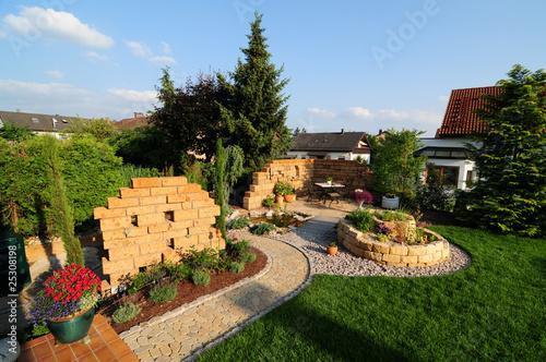 Gartenanlage - 25308198
