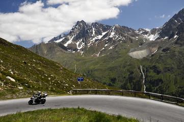 Kaunertaler Gletscherstrasse - Österreich