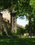 Fototapety Next To The Topkapi Palace Walls