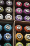 Spray Paint Cans