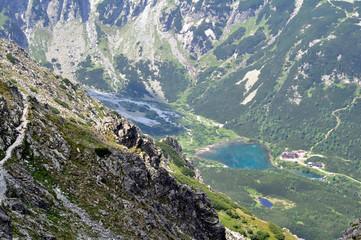 Hohe Tatra Slowakai