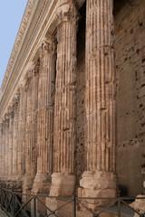 Emperor Adrian temple