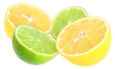 Limes and lemons.