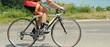 Bicicletta su strada