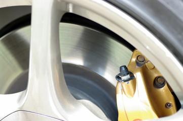 ブレンボ GT-R ディスクブレーキ