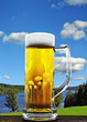 Bier am See