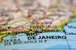 Rio de Janeiro on the Map