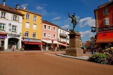 Remiremont, Vosges