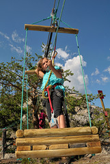 Accrobranche - Tree Climbing
