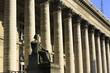 Bourse de Paris focus sur monument