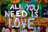 Muro de John Lennon (Praga) Toma 2