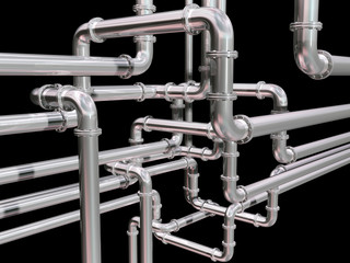 Pipeline maze
