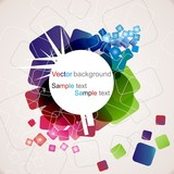 Fototapety Abstract colorful background