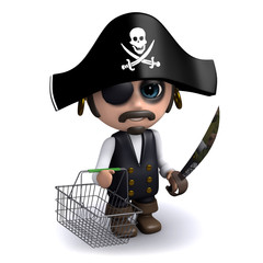 Pirate shopper